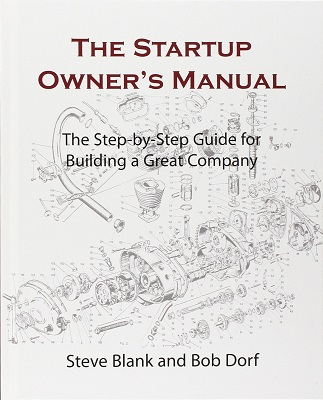 Rhe startup owner's manual