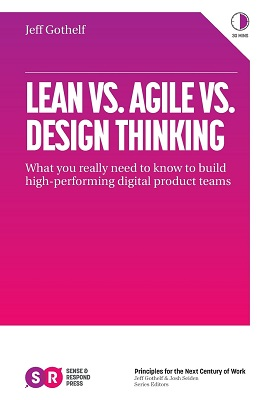 Leab vs. Agile vs. Design Thinking