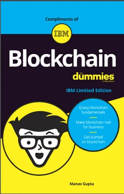 Blockchain for dummies. IBM limited edition