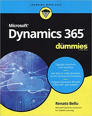 Microsfot Dynamycs 365 for dummies
