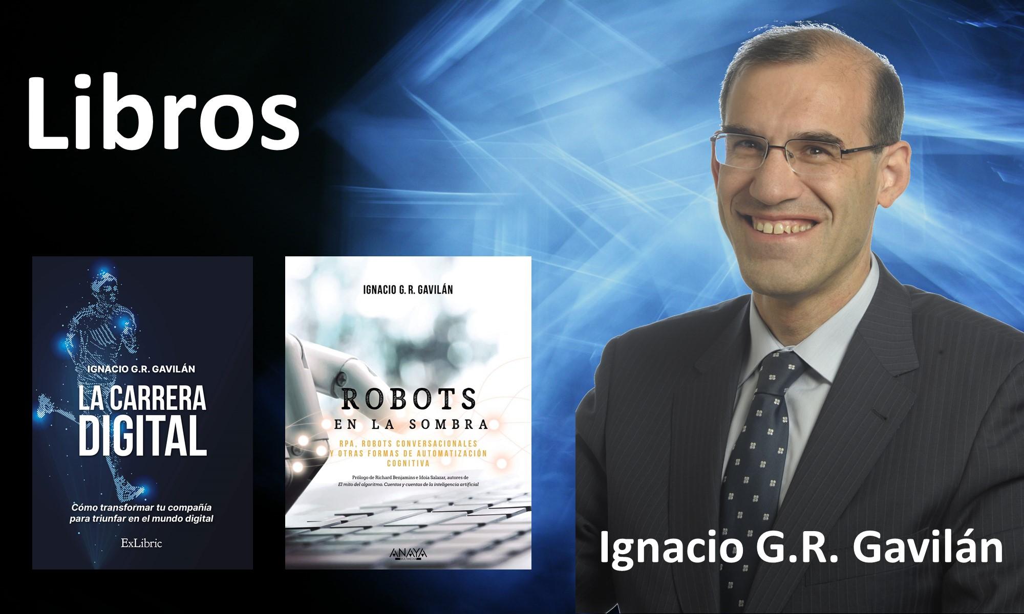 Ignacio G.R. Gavilán - Libros